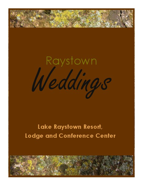 Lake Raystown Resort, Lodge, and Conference Center July. 2014.