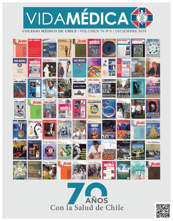 Vida Médica Volumen 70 N°3 - 2018