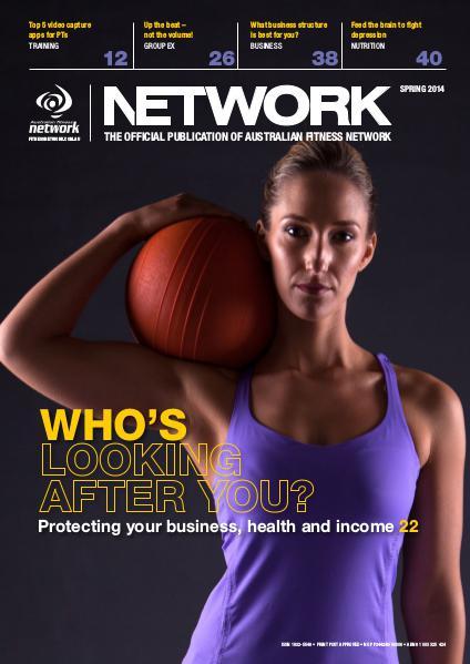 Network Magazine spring 2014