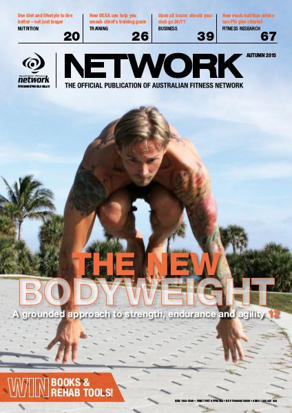 Network Magazine autumn 2015