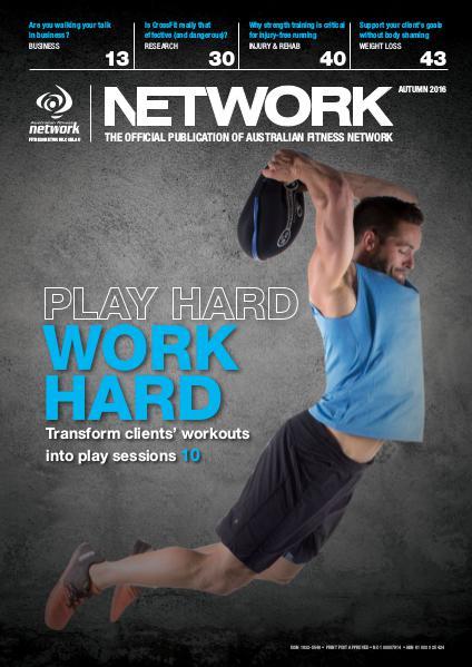 Network Magazine autumn 2016