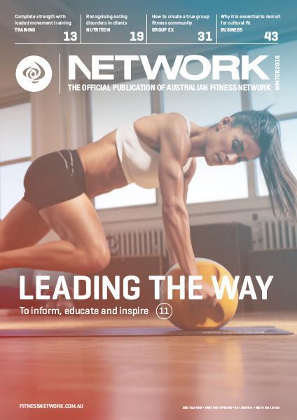 Network Magazine Winter 2016