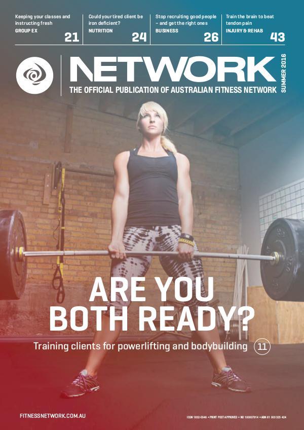 Network Magazine Summer 2016