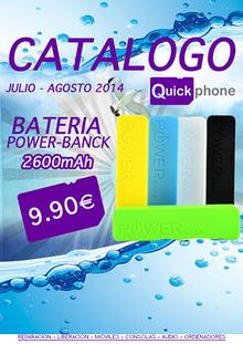 Catalogo Quickphone