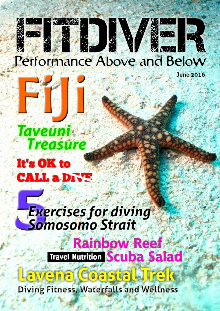 FitDiver® Magazine June 2016