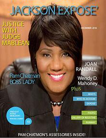 December's Issue of Jackson Expose' Magazine
