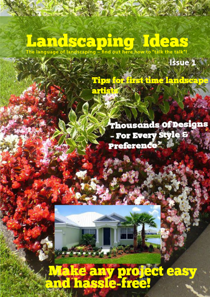 Landscaping Ideas Issue 1
