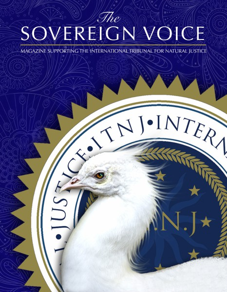 The Sovereign Voice Issue 1