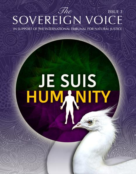 The Sovereign Voice Issue 3