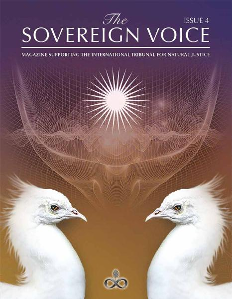 The Sovereign Voice issue 4