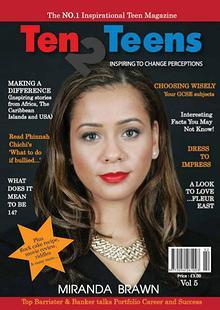 Ten2Teens Mag Vol 5