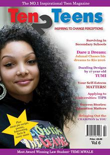 TEN2TEENS MAGAZINE