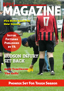 Bradford Phoenix FC Magazine