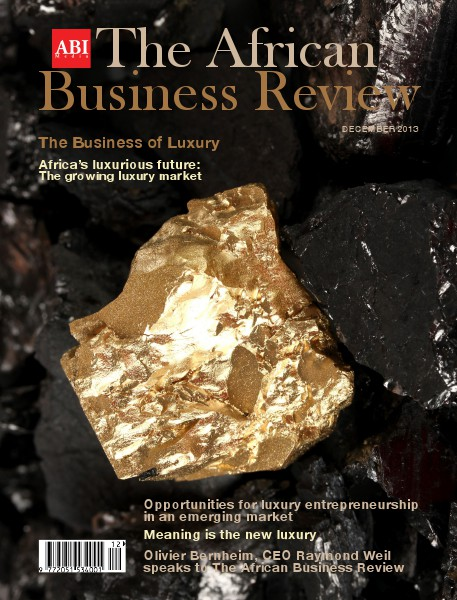 The African Business Review Nov-Dec 2013