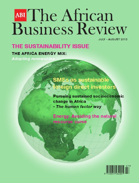 The African Business Review Jul-Aug 2013