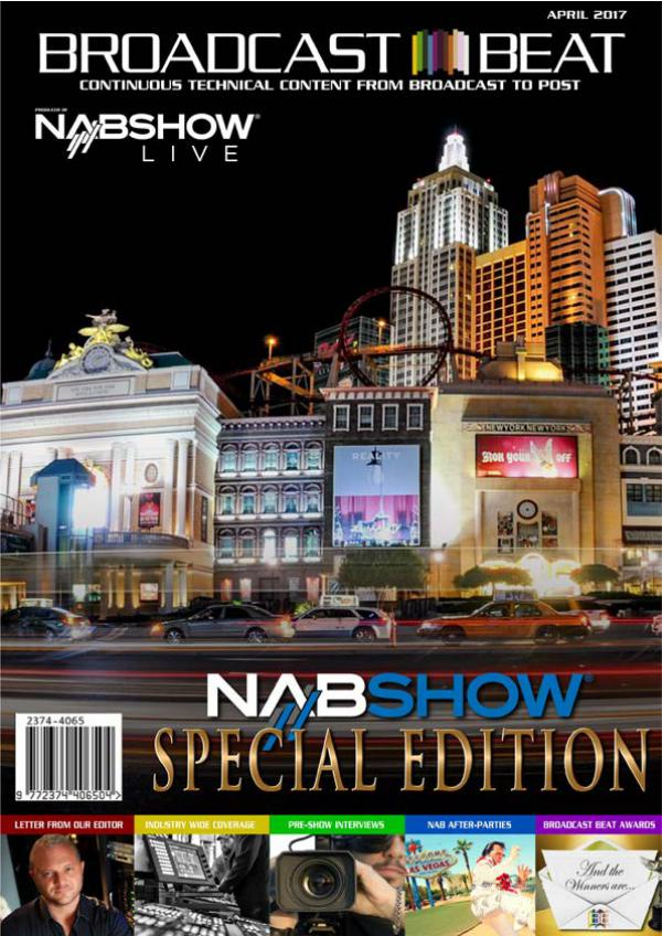 2017 NAB Show Edition