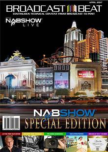 Broadcast Beat Magazine