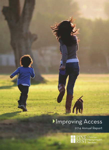 Annual Report 2014: Improving Access