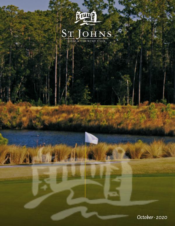 St. Johns October 20 Newsletter