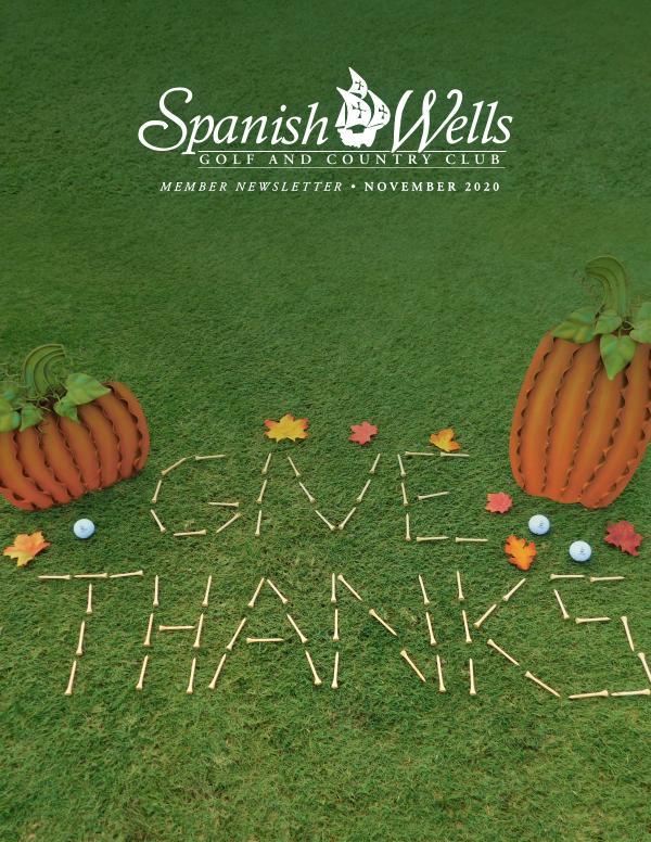 Spanish Wells November 20 Newsletter