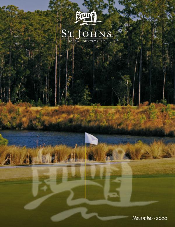 St Johns November 20 Newsletter