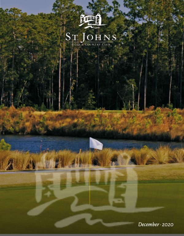 St. Johns December 20 Newsletter