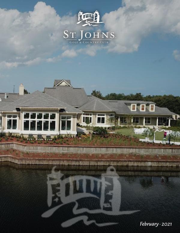 St Johns February 21 Newsletter
