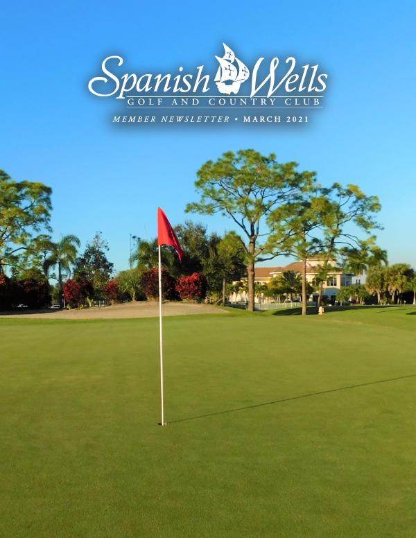 Spanish Wells March 21 Newsletter