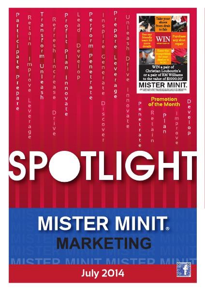 Marketing Spotlight Jul. 2014