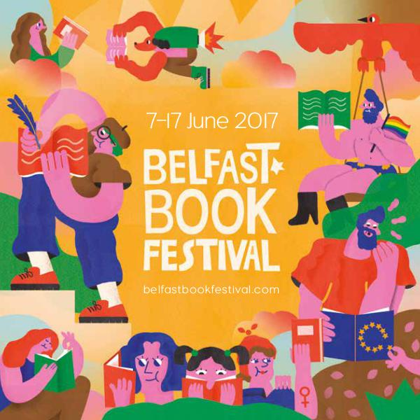 Belfast Book Fesival 2017 Belfast Book Festival 2017