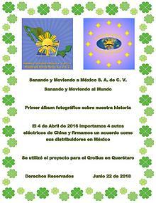 Sanando y Moviendo a Mexico S A de C V