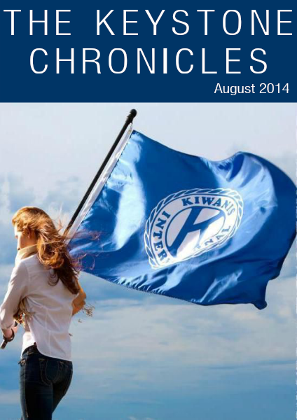 The Keystone Chronicles August 2014