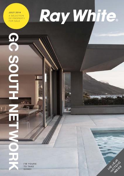 GC SOUTH MAGAZINE - EDITION #1 July 2014