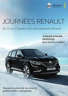 Journées Renault