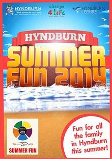 Hyndburn Summer Booklet 14