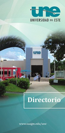 Directorio Universidad del Este