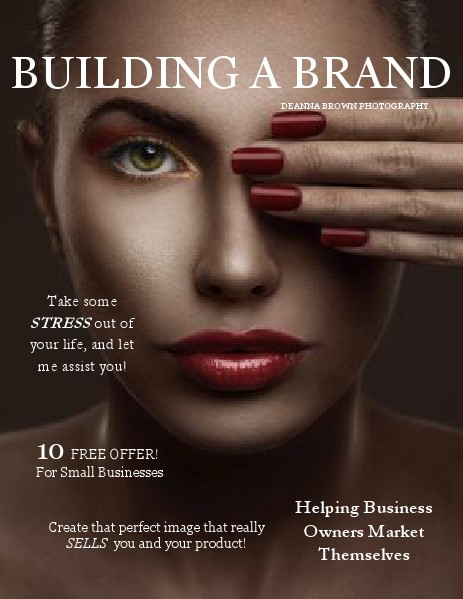 Building A Brand July 2014