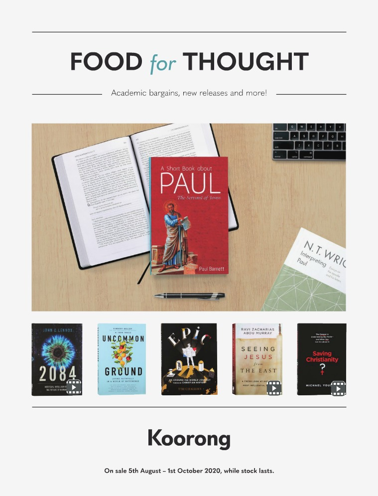 Food for Thought Issue 3