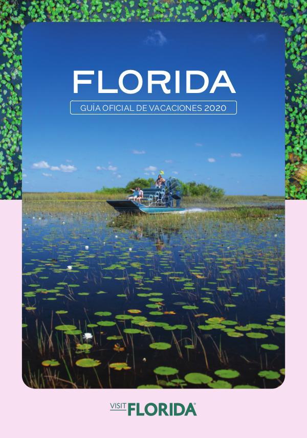 VISITFLORIDA Guía Oficial de Vacaciones 2020