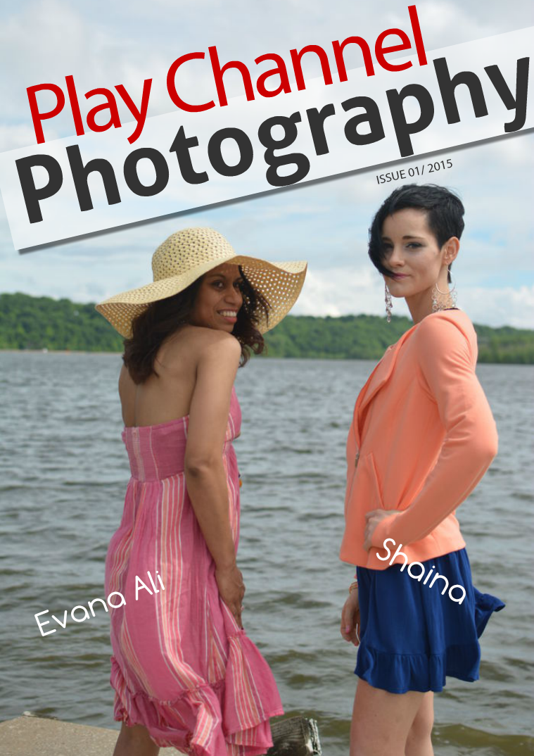 Play Channel Photography Issue 1