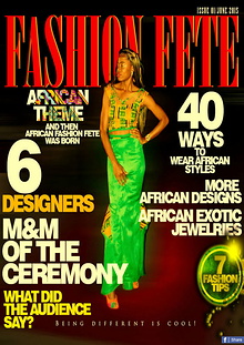 Fashion Fete 2015