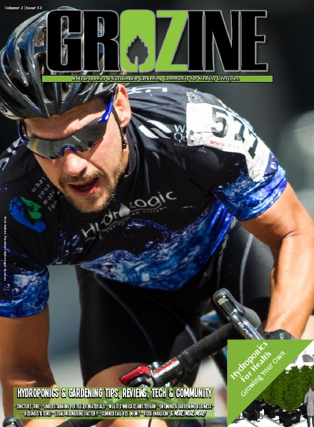 Grozine Cultivation Tech & Lifestyles Mag Issue 12