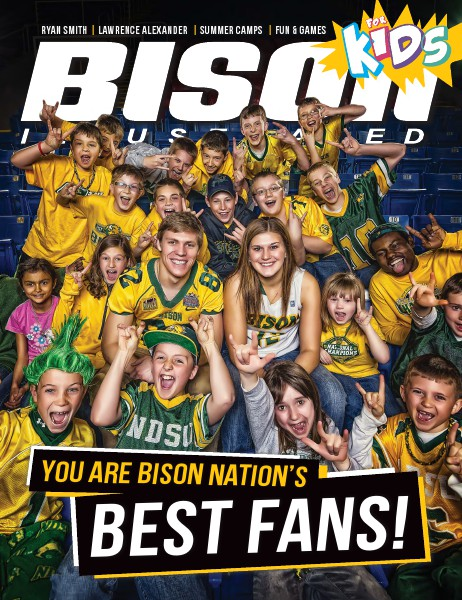 Bison Illustrated May 2014