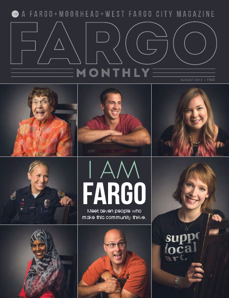 Fargo Monthly Magazine August 2014