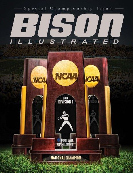 Bison Illustrated March 2014