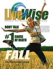 Live Wise Magazine - Journal for Health and Wellbeing