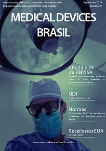 Revista Medical Devices Brasil