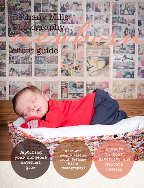 Newborns with Bethany Mills Photography August 2014