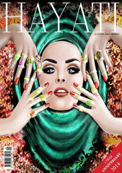 Hayati Magazine Issue 12