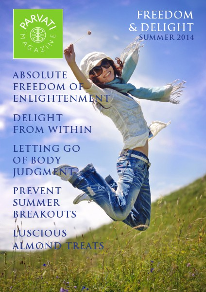 Parvati Magazine Summer 2014 - Freedom and Delight